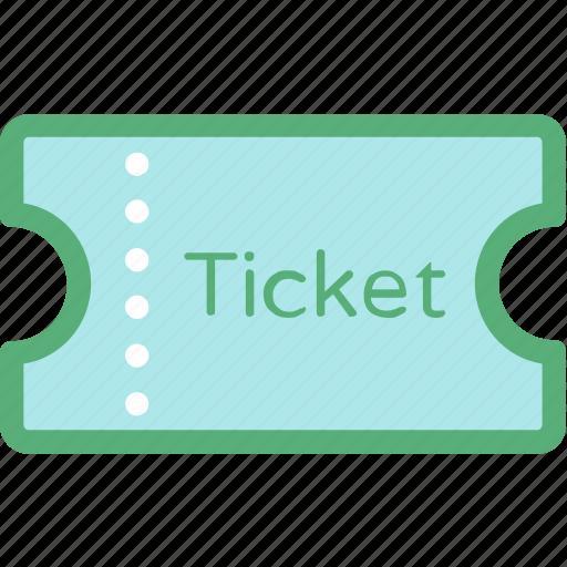 card, pass, ticket, token, voucher icon