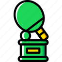 game, ping, play, pong, sport, trophy icon