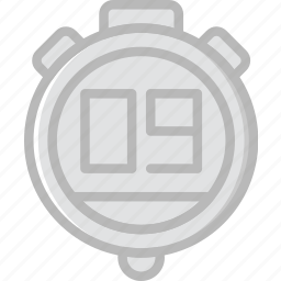 game, play, sport, timer icon