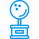 bowling, game, play, sport, trophy icon