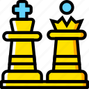 chess, game, pieces, play, sport