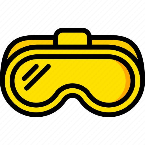 diving, game, glasses, play, sport icon