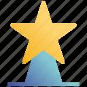 award, cup, medal, reward, star, win, winner