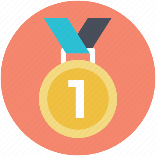 Achievement, medal, position medal, prize, reward icon - Download on Iconfinder