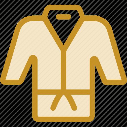 judo suits, karate clothing, karate costume, karate uniform, martial arts icon