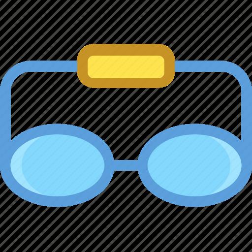 goggles, lab goggles, ski goggles, swim gear, swim goggles icon
