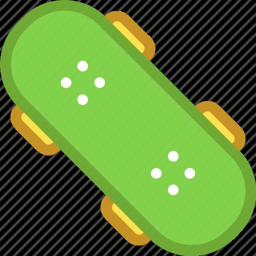 Skating, roller skates, skateboarding, skateboard, sports, skates icon