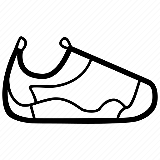 footwear, shoes, soft, splasher, sport, sporty icon