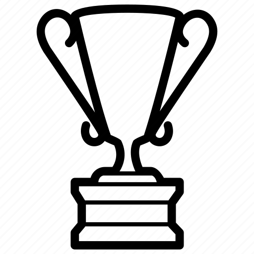 award, condecoration, crown, medal, trophy icon