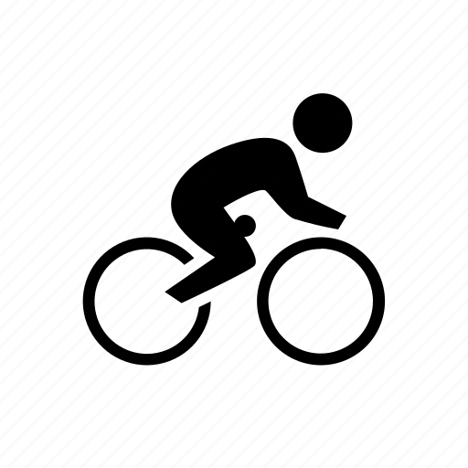 Activity, bicycle, bike, cycle, cycling, cyclist, sport icon - Download on Iconfinder