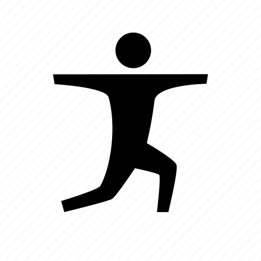 exercise, fitness, health, sport, stretching, training icon