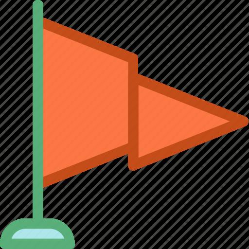emblem, ensign, flag, fluttering flag, location flag icon