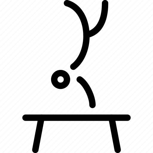 agile, bar, concentrate, creative, fast, grid, gymnastic, gymnastics, indoor, jump, jumping, line, perfection, person, shape, sports, stability, stretch, stretching icon