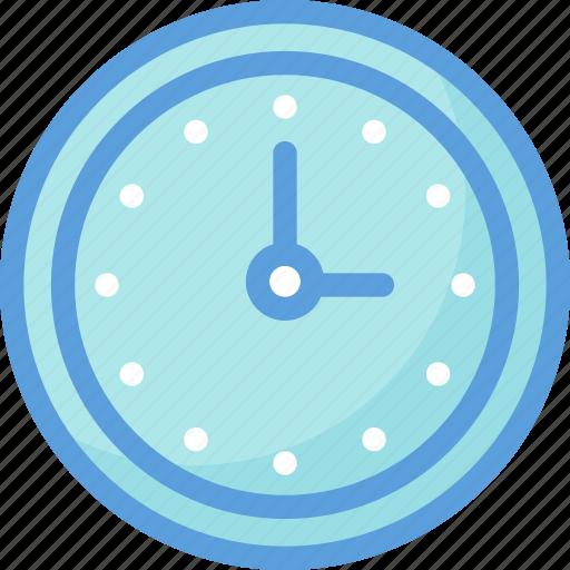 clock, timekeeper, timepiece, timer, wall clock icon