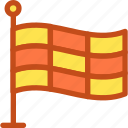 location flag, flag, ensign, race flag, sports flag icon