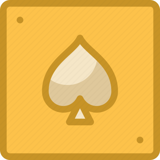 gambling, playing card, poker card, spade card, spades icon