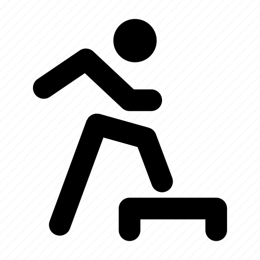 aerobics, agile, creative, exercise, fit, fitness, grid, gym, healthy, indoor, power, shape, sports, strength, stretch, stretching, training, workout icon