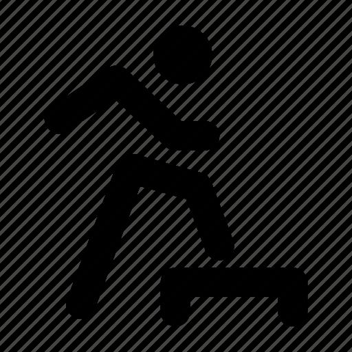 Aerobics Agile Creative Exercise Fit Fitness Grid Gym