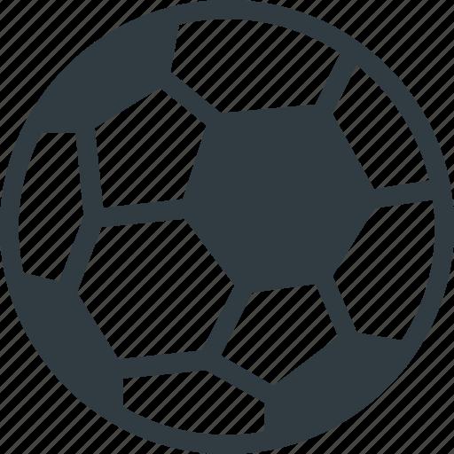 ball, fittness, football, soccer, sport, sports icon