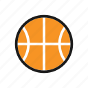 basket, basketball, collection, sport, trophy icon