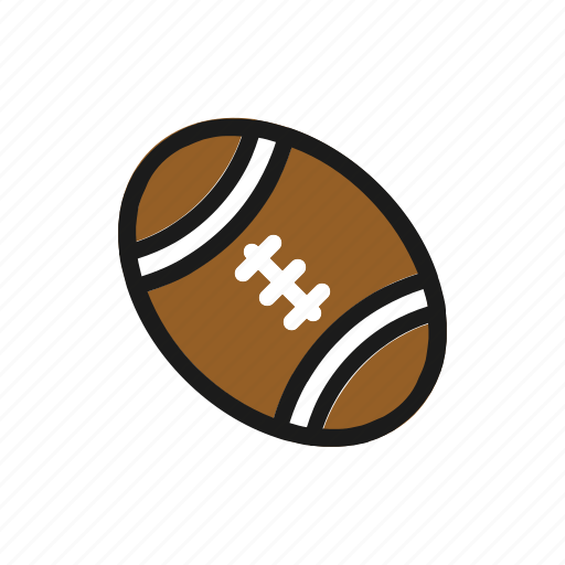 american football, collection, rugby, sport, trophy icon