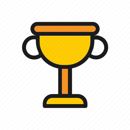 collection, sport, trophy icon