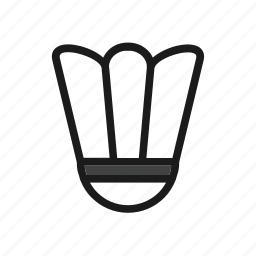 badminton, collection, sport, trophy icon
