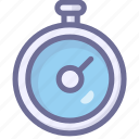 end, stopwatch, time icon