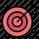 aim, ambition, bulls, eye, shooting, target