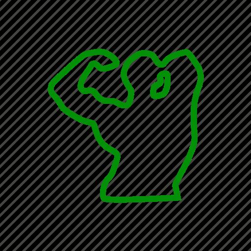body, human, person icon