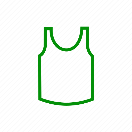 clothes, clothing, fashion, man, tanktop icon
