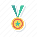 achivement, award, badge, medal icon