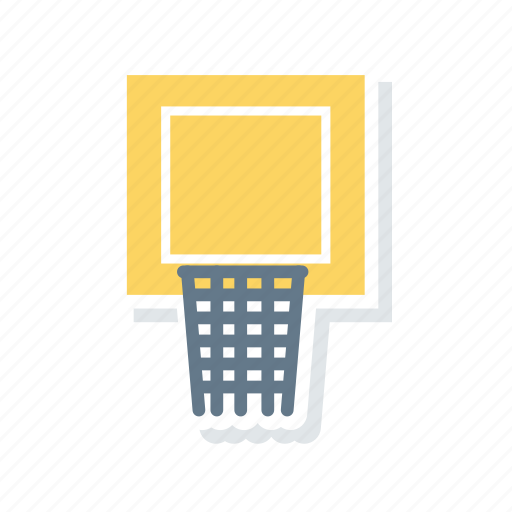 basket, basketball, game, sports icon