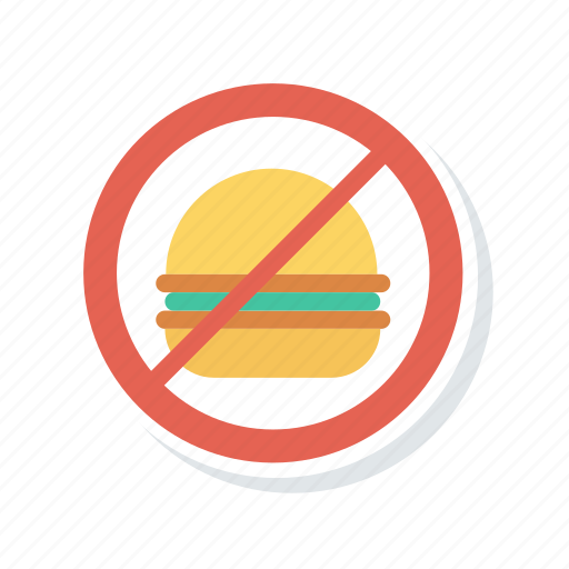 avoid, block, burger, notallowed, remove icon