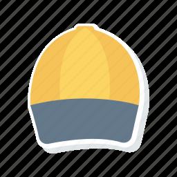 beanie, cap, hat, safety icon