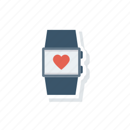 clock, smartwatch, time, wristwatch icon