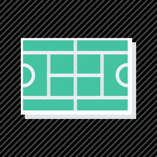 game, ground, sport, stadium icon