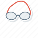 diving, eyewear, glasses, swimming icon