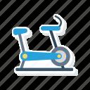 exercise, gym, machine, running