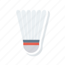 badminton, game, shuttle, shuttlecock icon