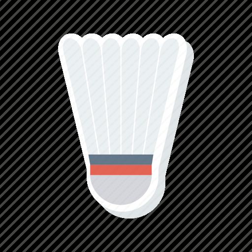 badminton, game, shuttle, shuttlecock icon