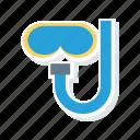 eyewear, glasses, swimming, water icon