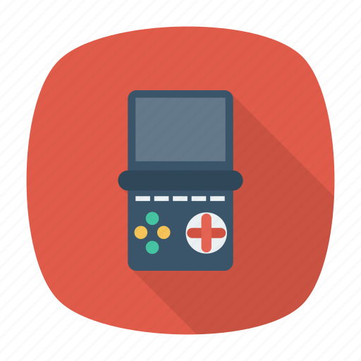 device, game, play, video icon