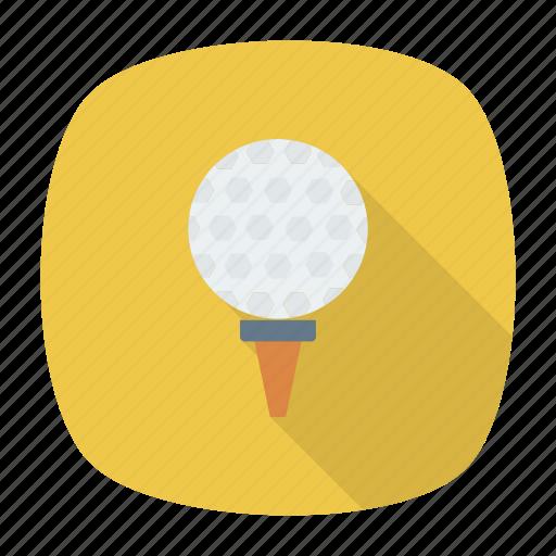 ball, baseball, game, golf icon
