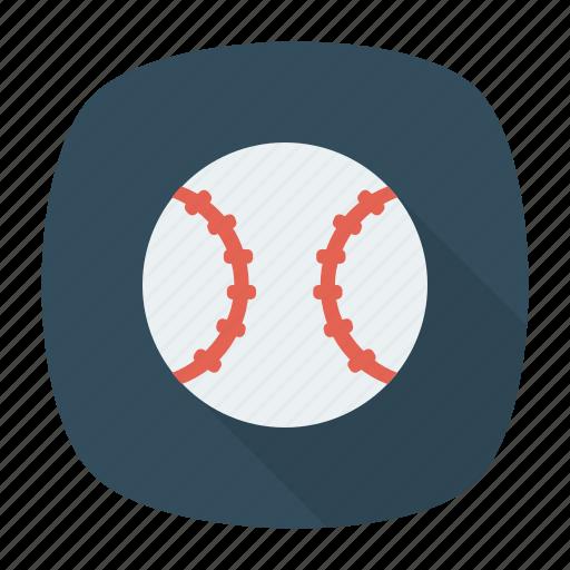 ball, baseball, rugby, softball icon
