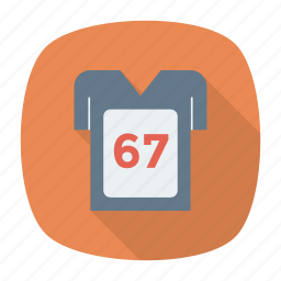 cloth, jersey, shirt, wear icon