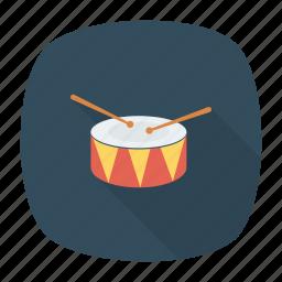 drum, gobletdrum, instruments, music icon