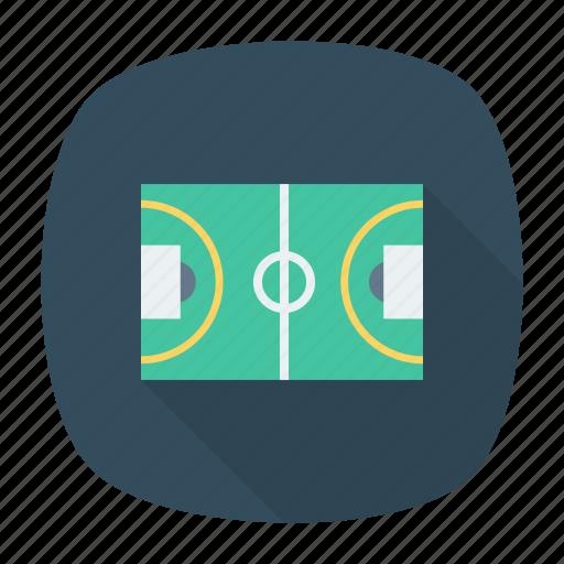 football, ground, sport, stadium icon