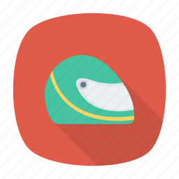 hardhat, helmet, protection, safety icon
