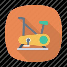 exercise, fitness, machine, running icon